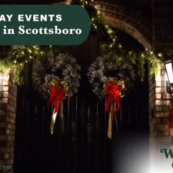 holiday events happening in Scottsboro