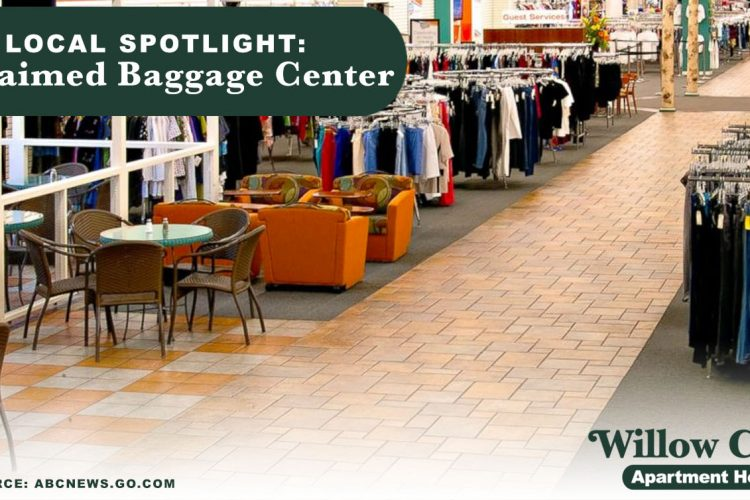 Local Spotlight: Unclaimed Baggage Center