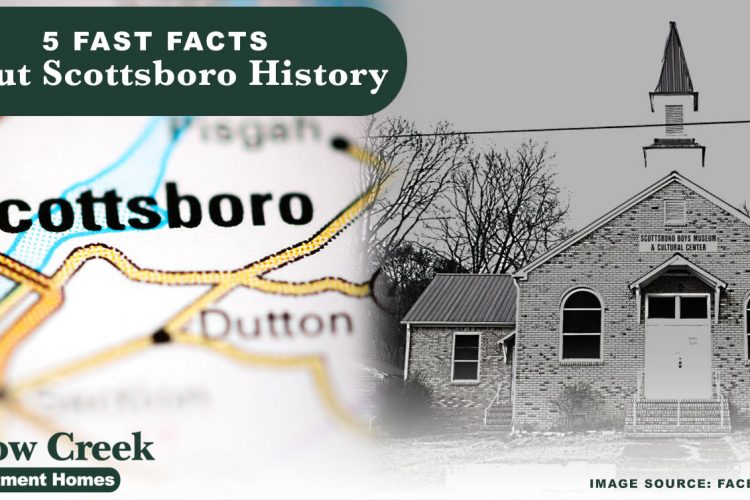 5 Fast Facts about Scottsboro History