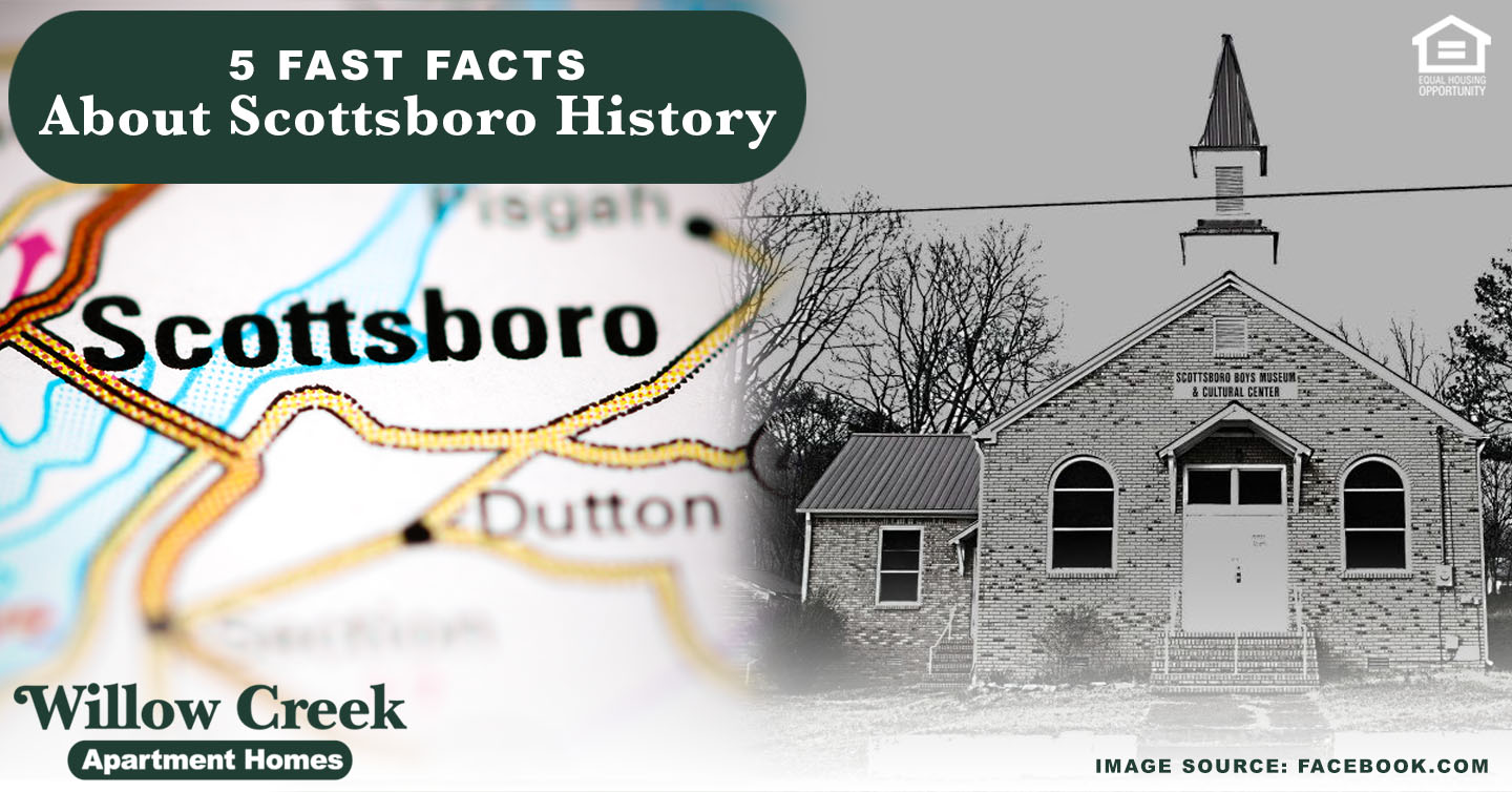 Fast Facts about Scottsboro History