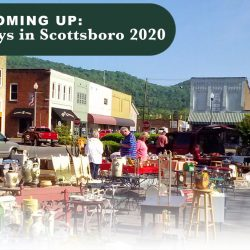 First Mondays in Scottsboro 2020