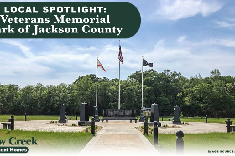 Local Spotlight: Veterans Memorial Park of Jackson County
