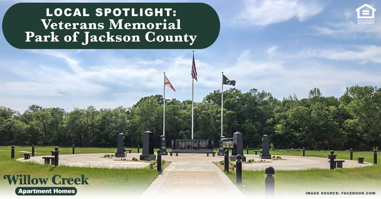 Local Spotlight: Veterans Memorial Park of Jackson County
