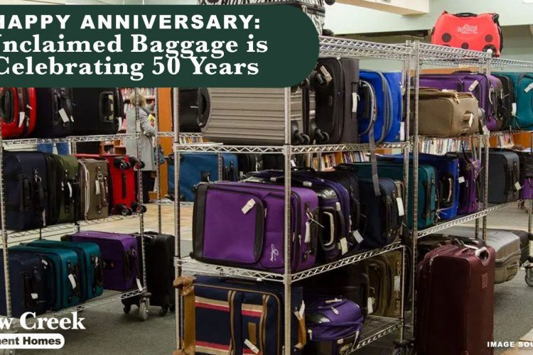 Happy Anniversary: Unclaimed Baggage is Celebrating 50 Years