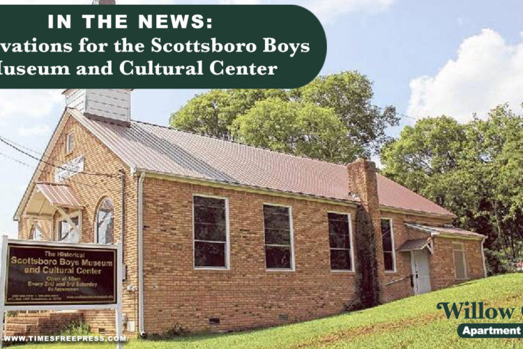 In the News: Renovations for the Scottsboro Boys Museum and Cultural Center