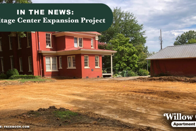 In the News: Heritage Center Expansion Project