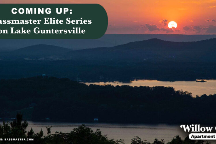 Coming Up: Bassmaster Elite Series on Lake Guntersville
