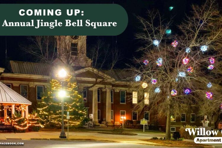 Coming Up: 7th Annual Jingle Bell Square