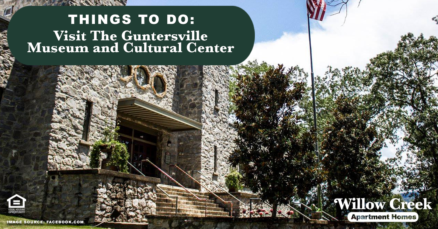 Things to Do: Visit The Guntersville Museum and Cultural Center