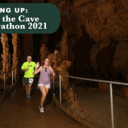 Race to the Cave Half Marathon 2021