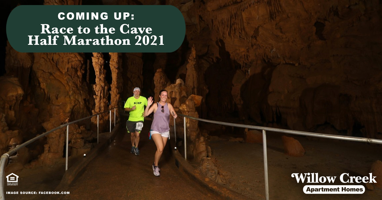 Race to the Cave Half Marathon 2021