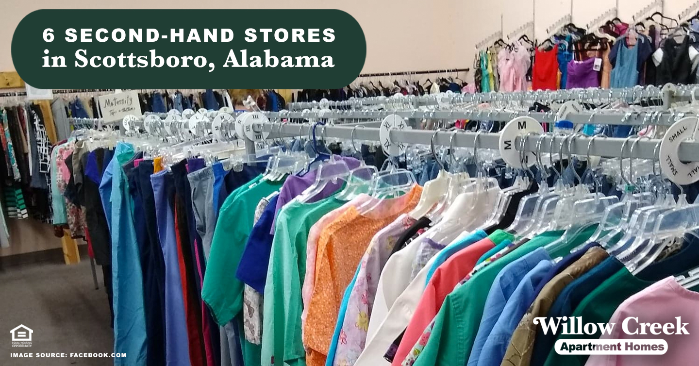 6 Second-Hand Stores in Scottsboro, Alabama